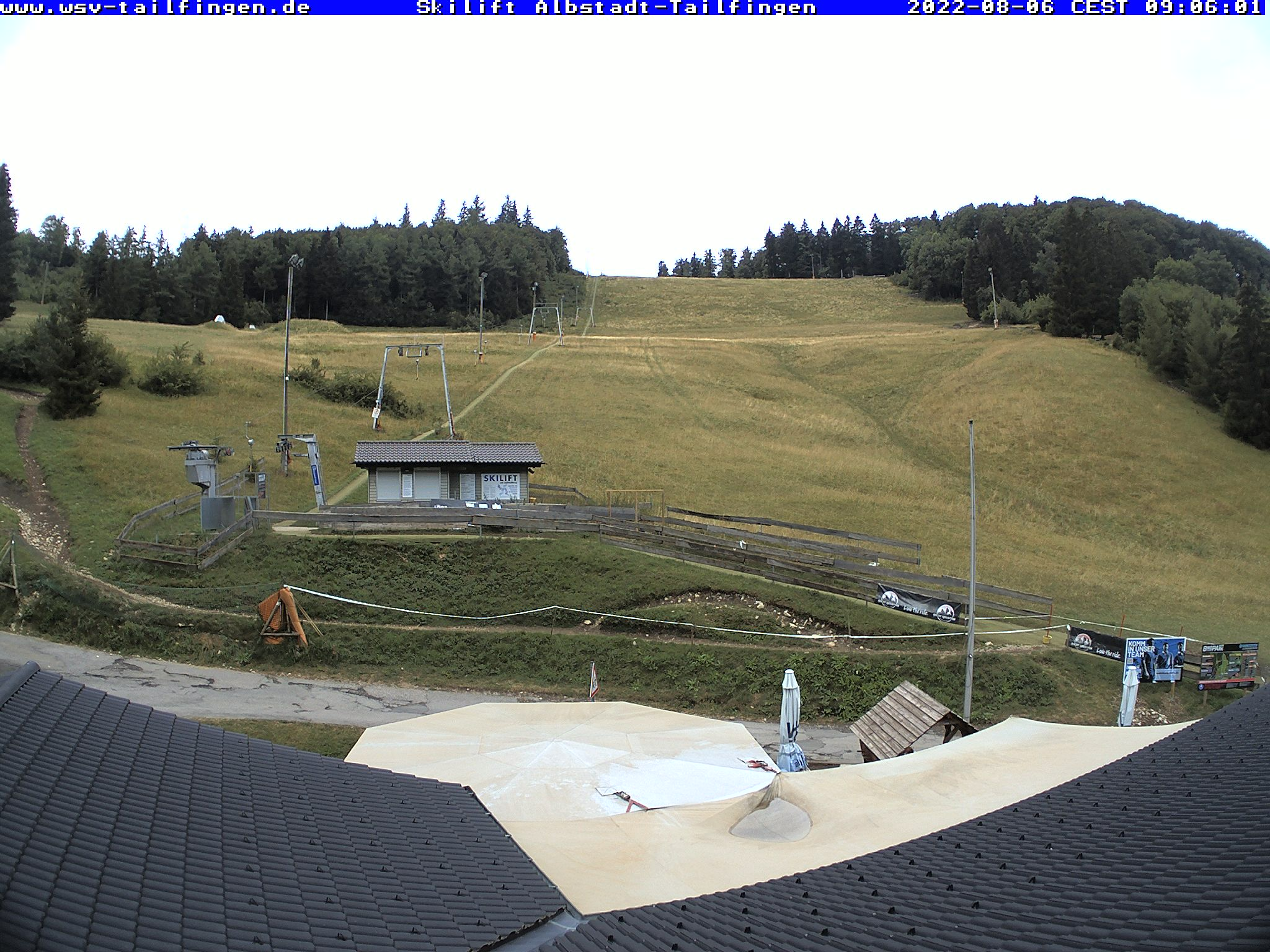 Webcam des Wintersportverein Tailfingen