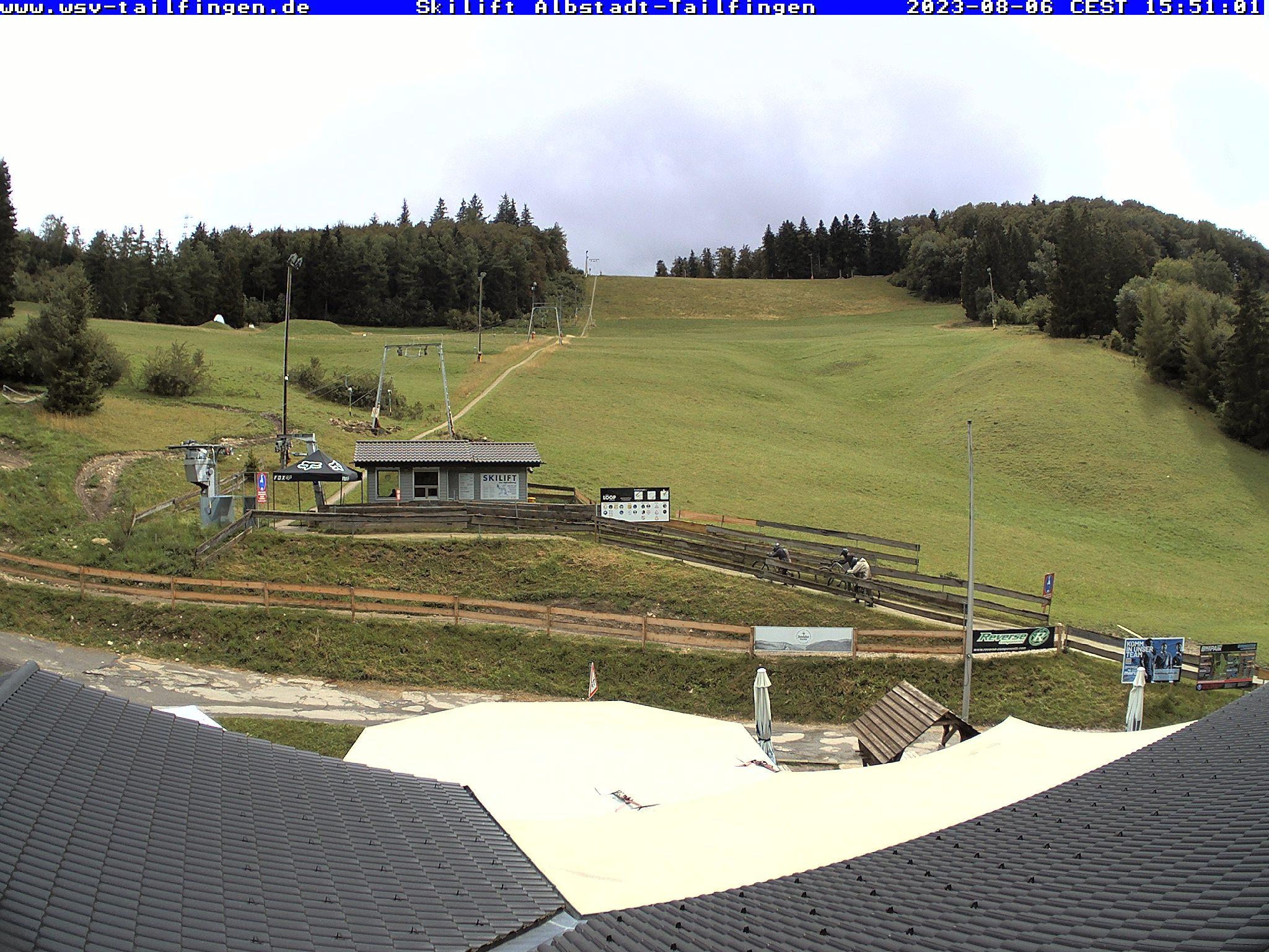Webcam Skigebiet Albstadt - Tailfingen Schw�bische Alb