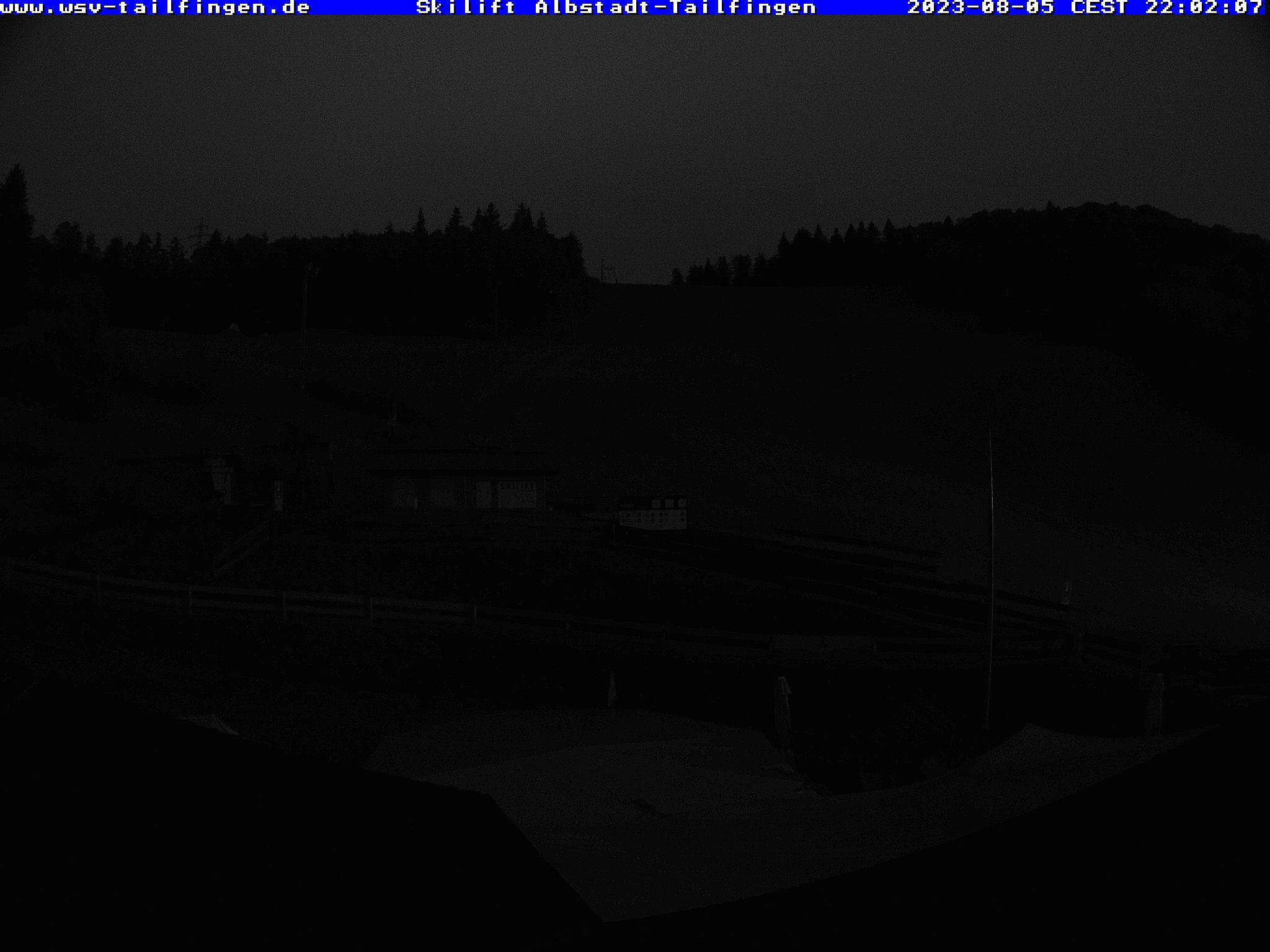 Webcam Skigebiet Albstadt - Tailfingen cam 2 - Schwäbische Alb