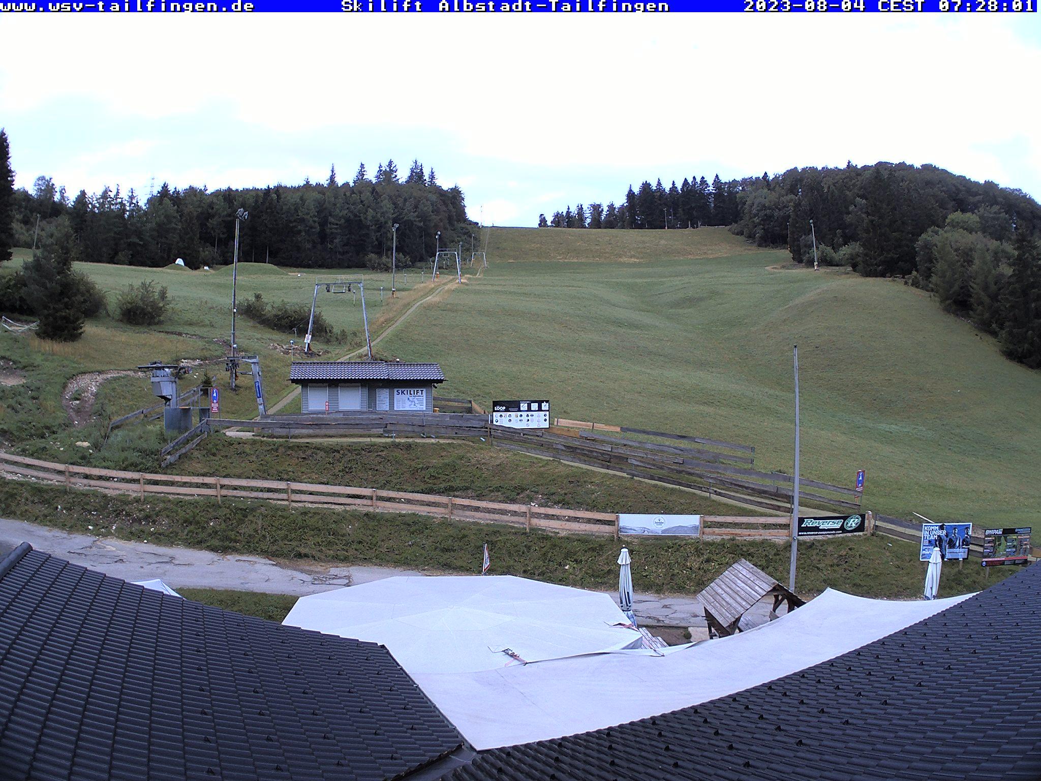 Webcam Skigebiet Albstadt - Tailfingen Schwäbische Alb