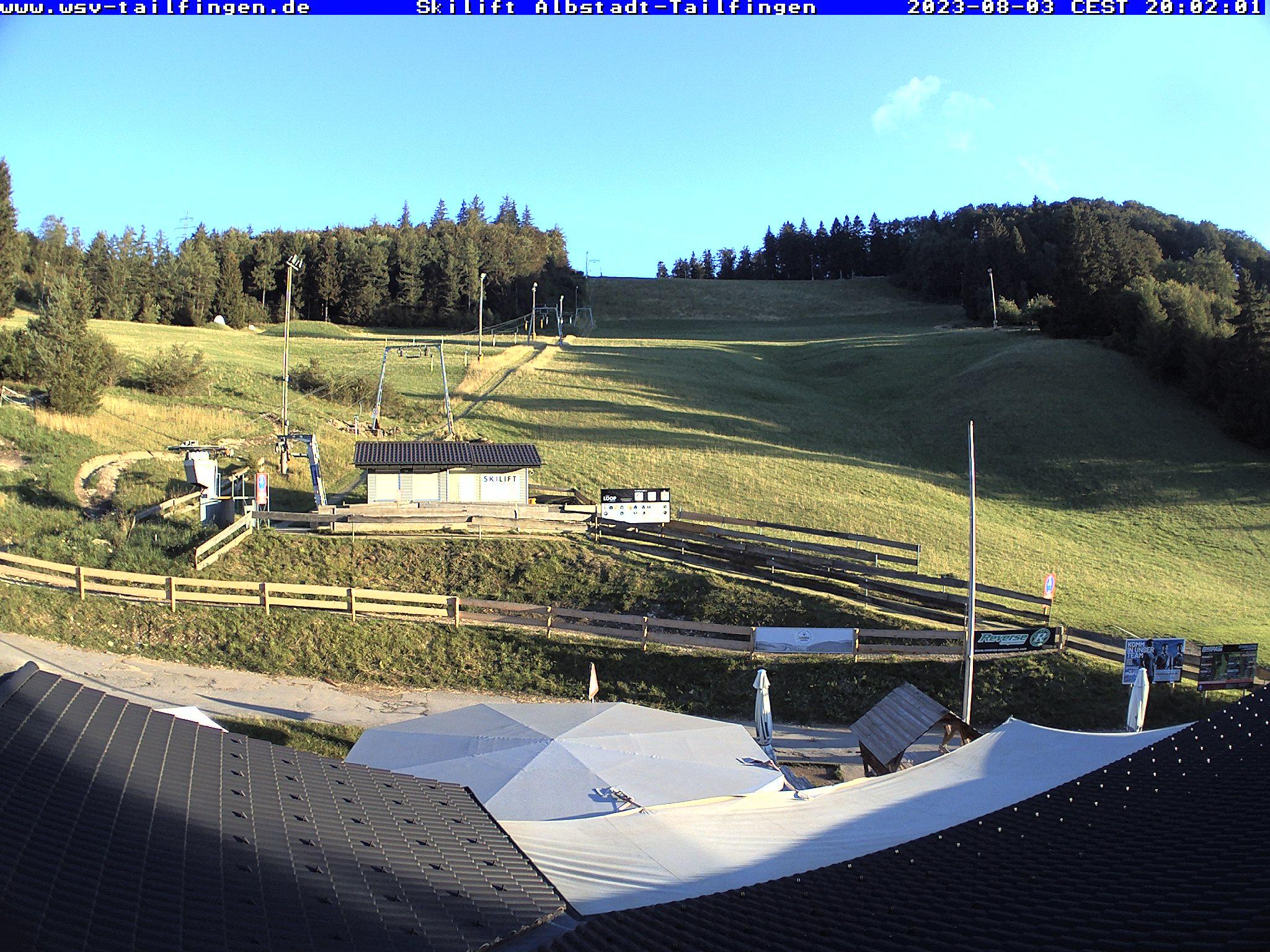 Albstadt-Tailfingen Skilift and Bikepark
